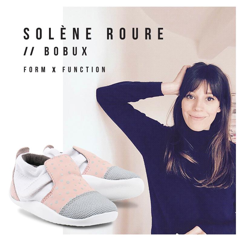 Bobux collaborate with Solene Roure www.mumscloset.com.au