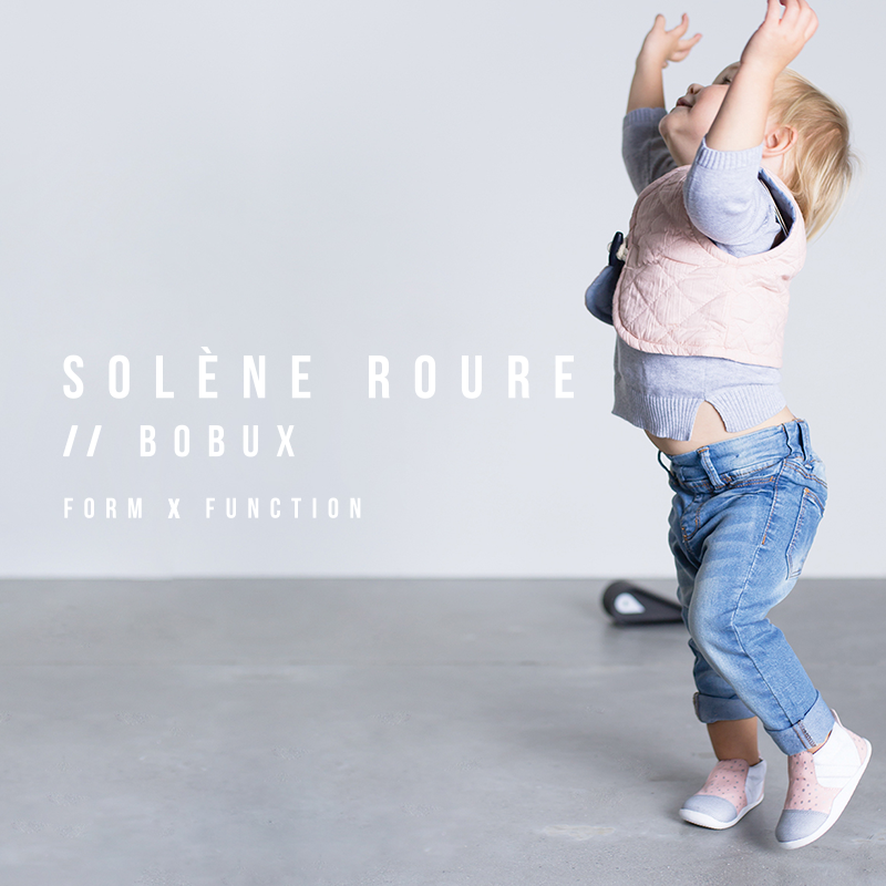 Bobux collaborate with Solene Roure www.mumscloset.com.au