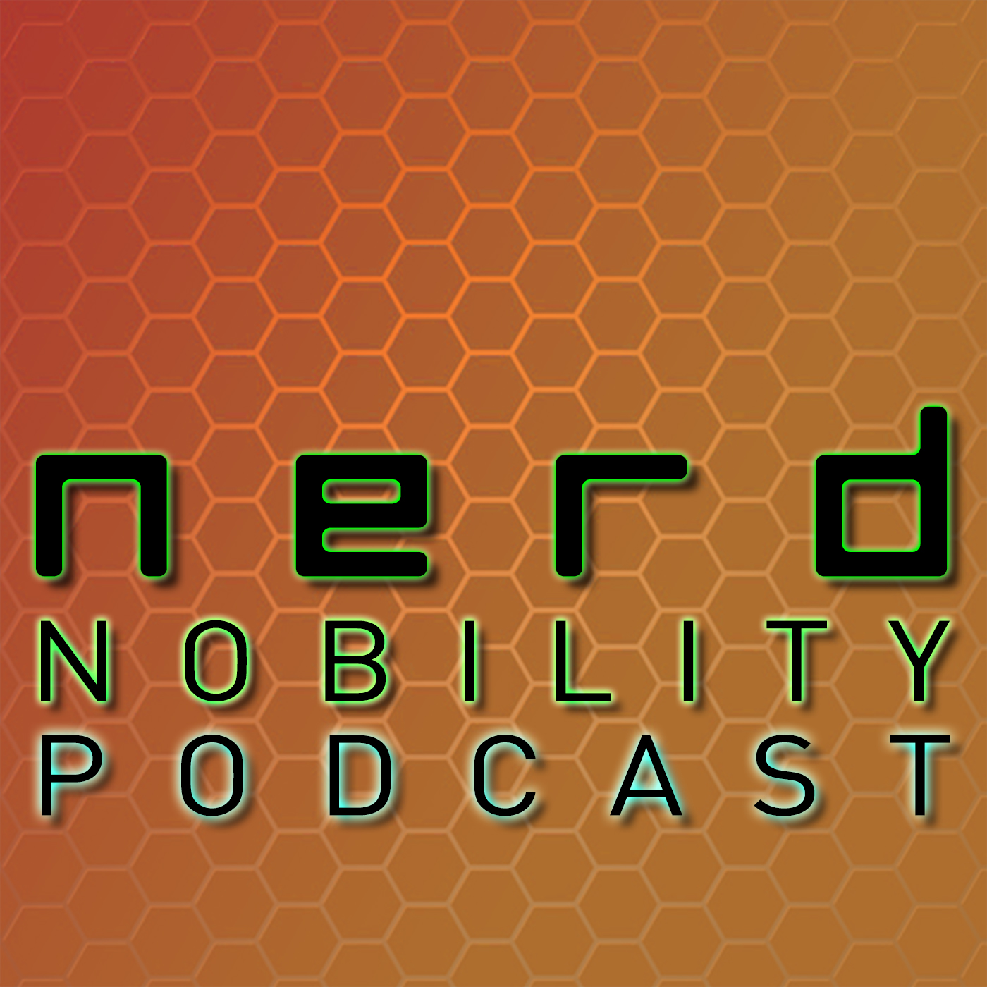Nerd Nobility Podcast -  James Adkins