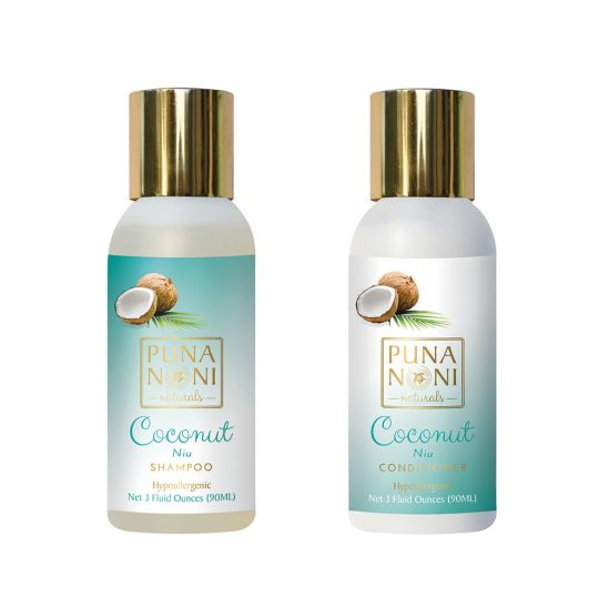 Travel Shampoo/Conditioner