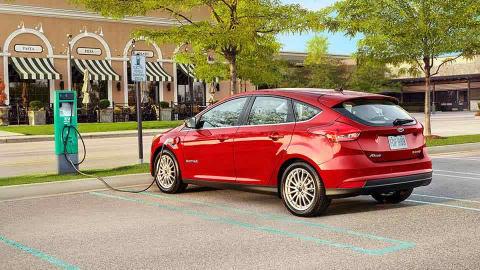 Ford Focus Electric 2015
