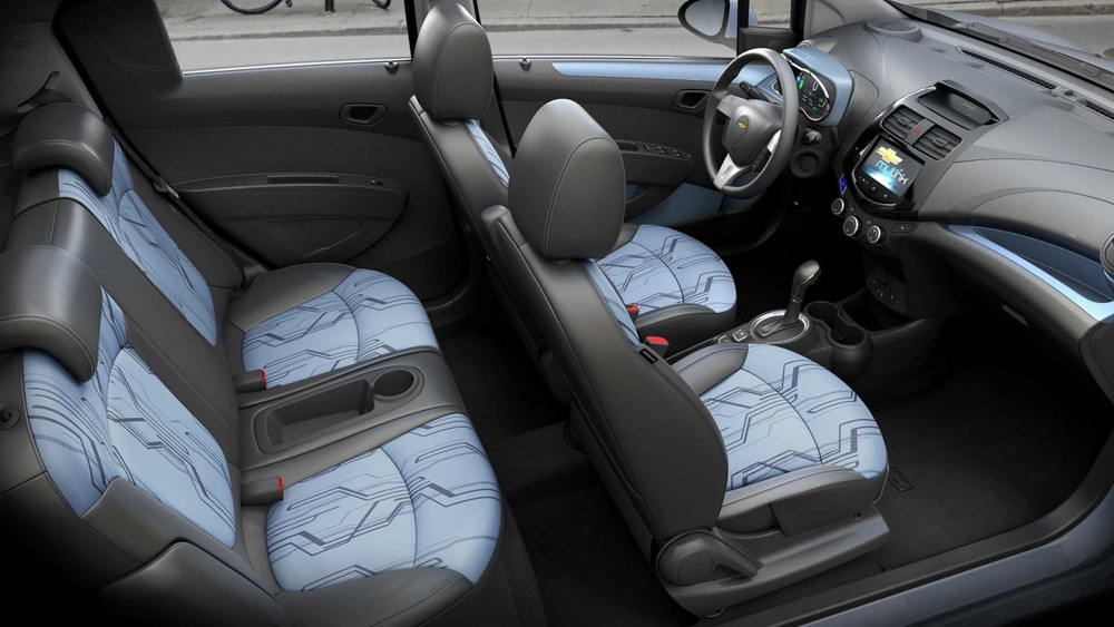 Chevrolet Spark EV 2015