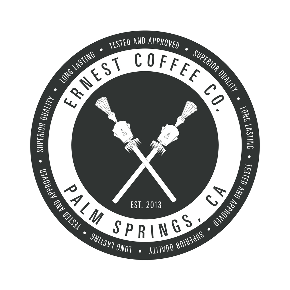 Ernest Coffee Logo