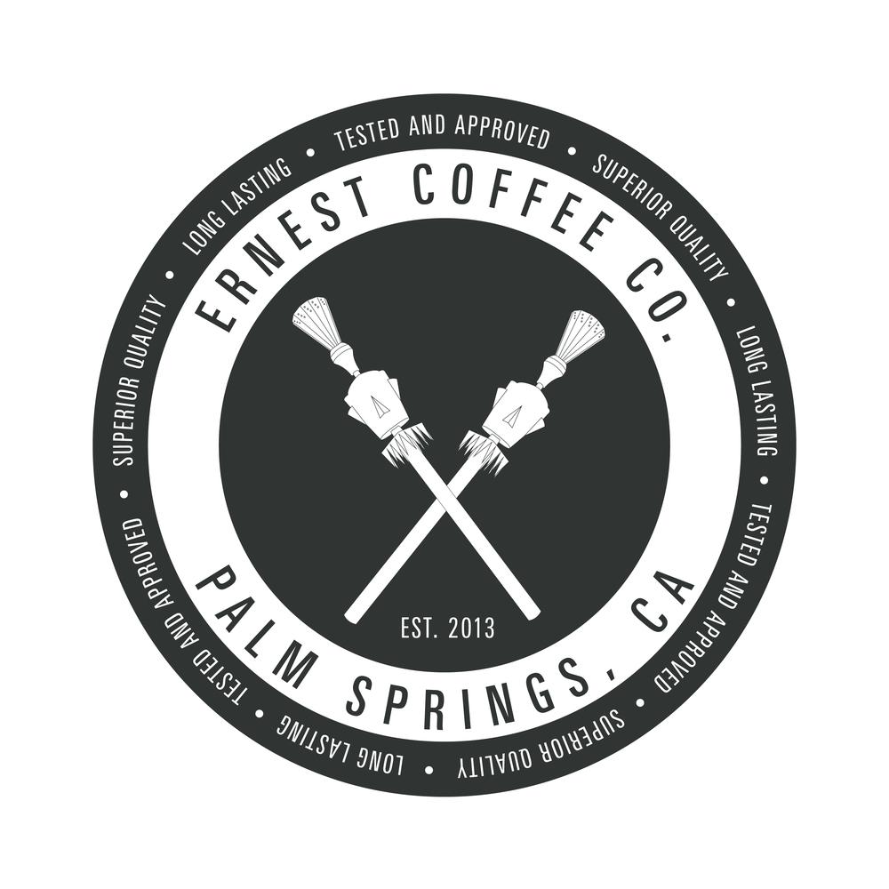 Ernest Coffee Logo