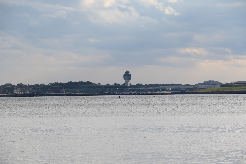 LaGuardia in the Background, Photo Credit: Liz Summit, 2015