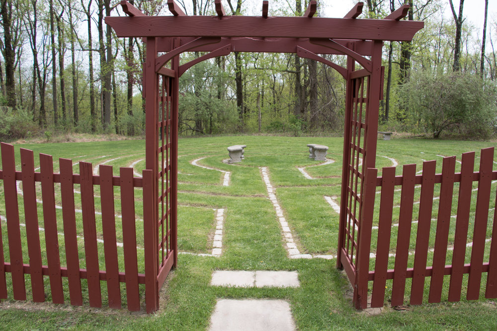 Entrance to the Labyrinth