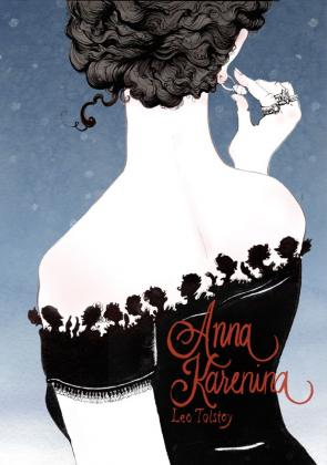 Anna Karenina is Leo Tolstoy's 900 page classic about love, loss, more love, more loss and lots of sex (although none of it is ever actually written about.)