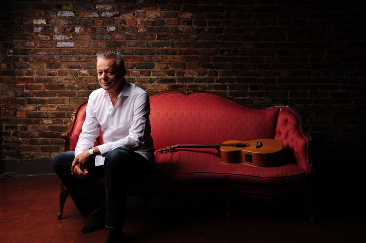 Tommy Emmanuel by Allen Clark photography