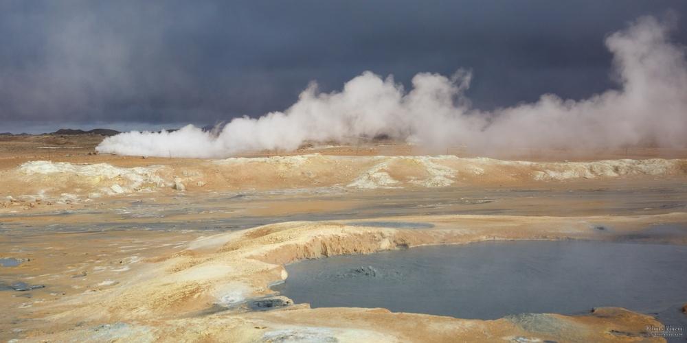 Primordial Iceland