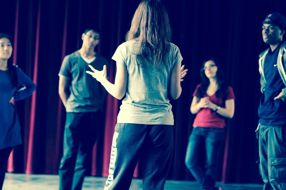THE SANDBOX | July 2017 Theatre arts training intensive for young adults