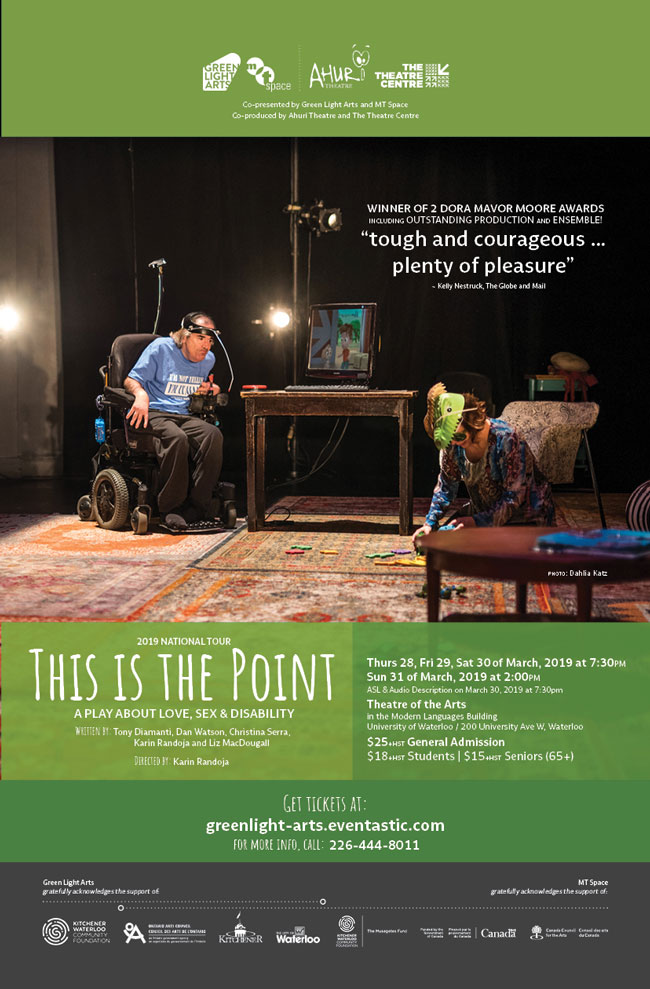 This is the Point poster