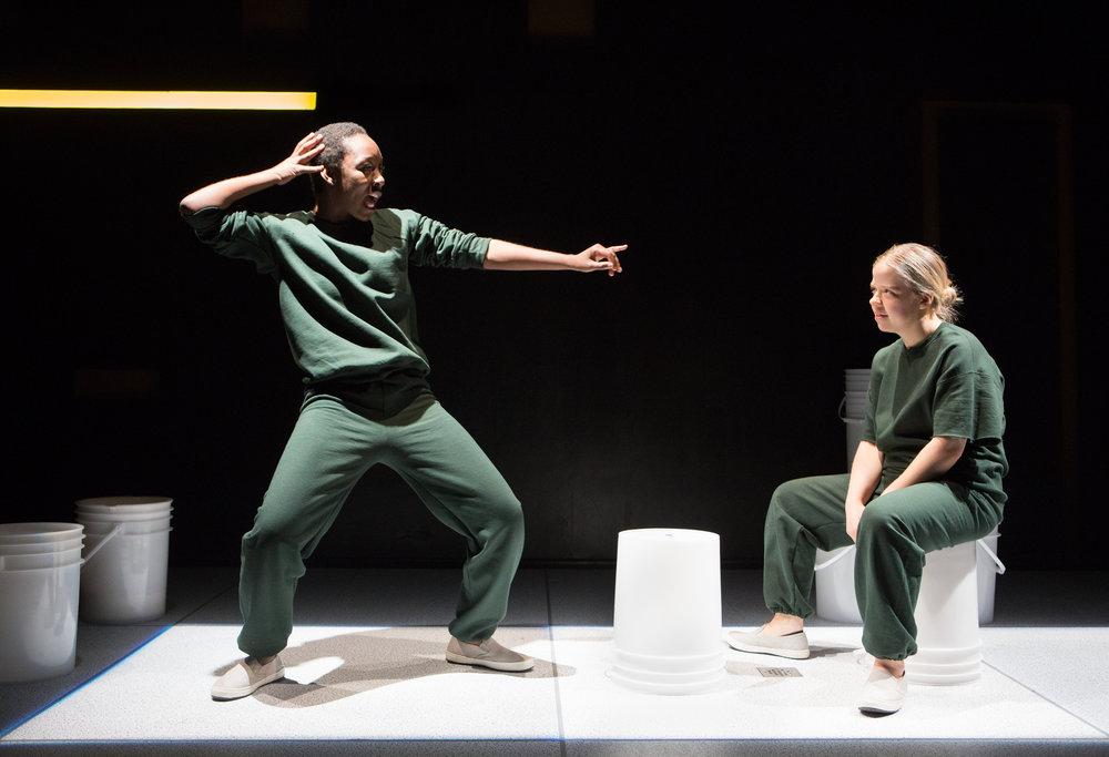 Vivien Endicott-Douglas, Virgilia Griffith in Guarded Girls photo by Cylla von Tiedemann