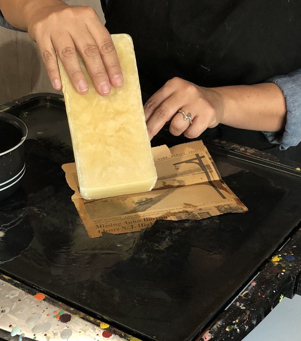 Close up of wax melting.jpg