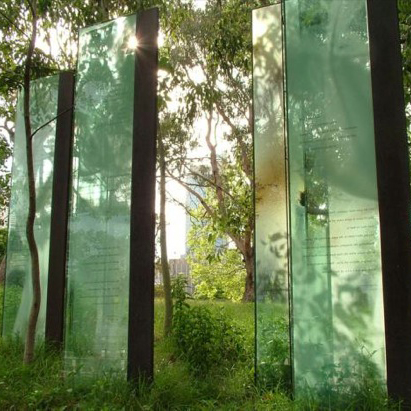 Veil of the Trees - JANET LAURENCE