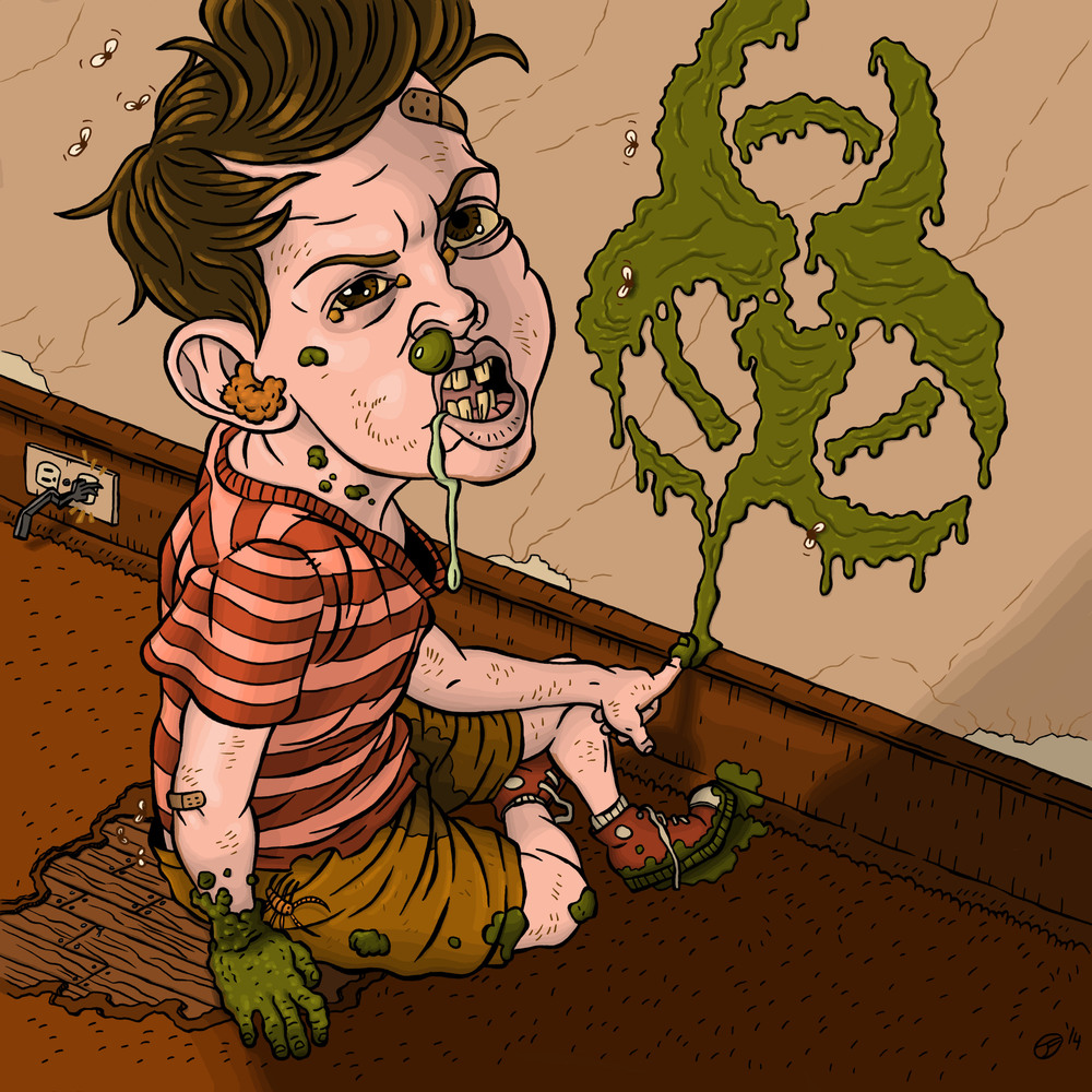 Gross Kid