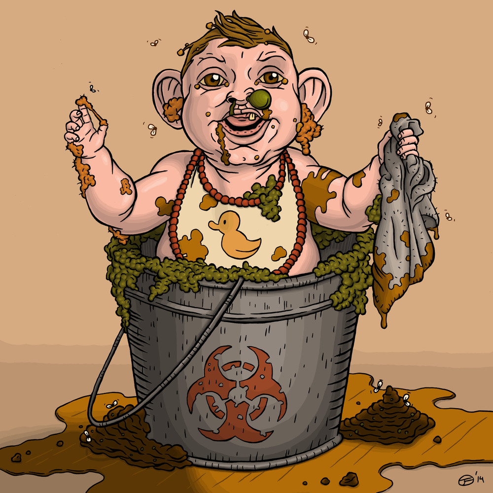 Gross Baby