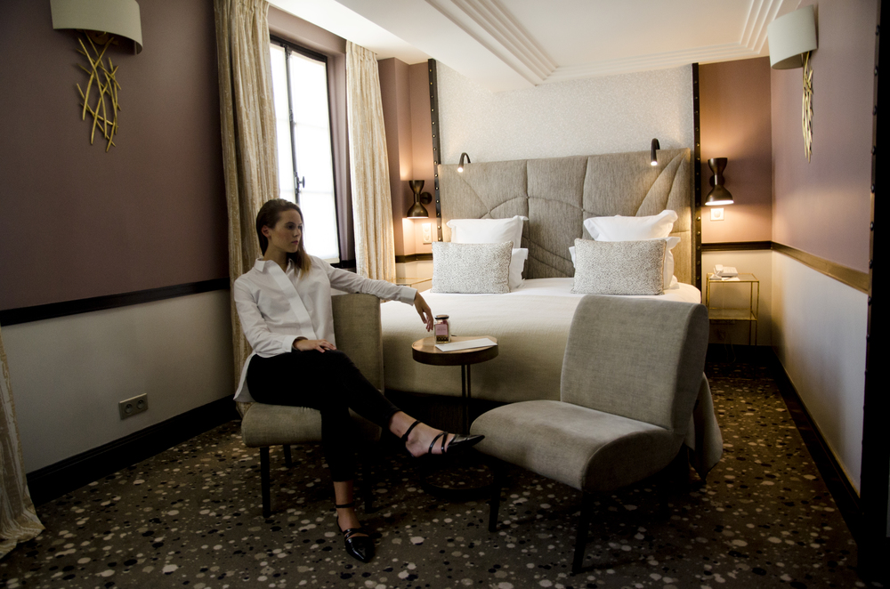 Paris - Hotel Therese