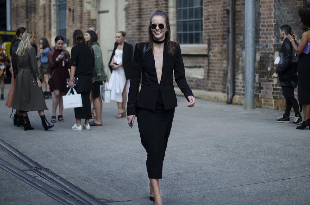 dion lee - mbfwa - runway - fashion week