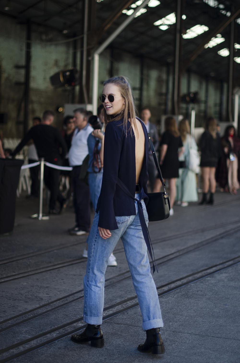 Bec & Bridge - MBFWA - Fashion Week - Denim