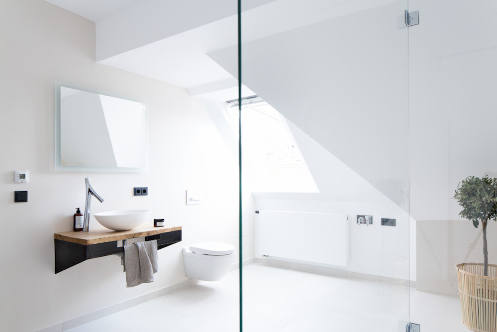 bathroom - inspiration - house hunting