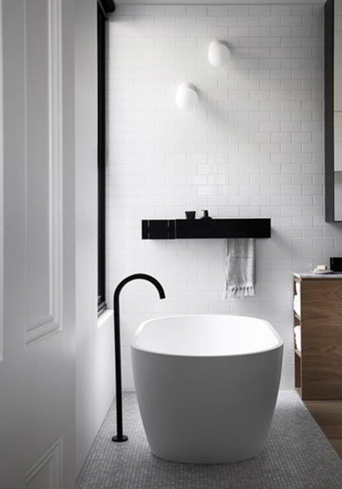 house live bathroom