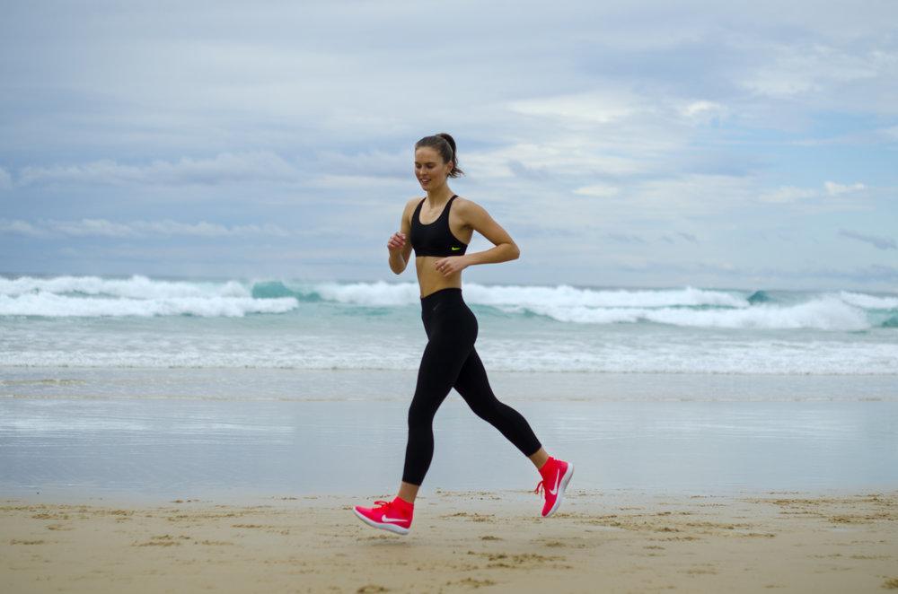 fitness - nike - running
