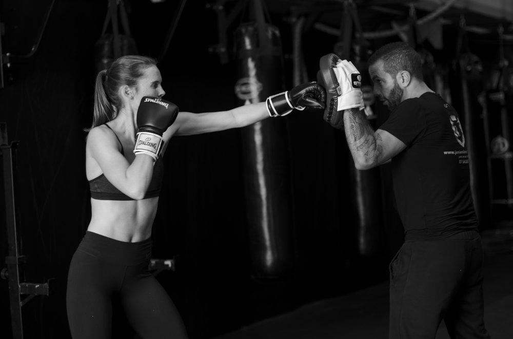 jmt - boxing - jamie milne - fitness - monica bestek