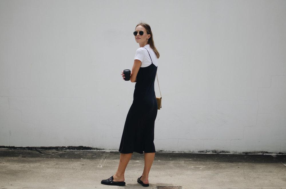 style - monicabestek - slip dress