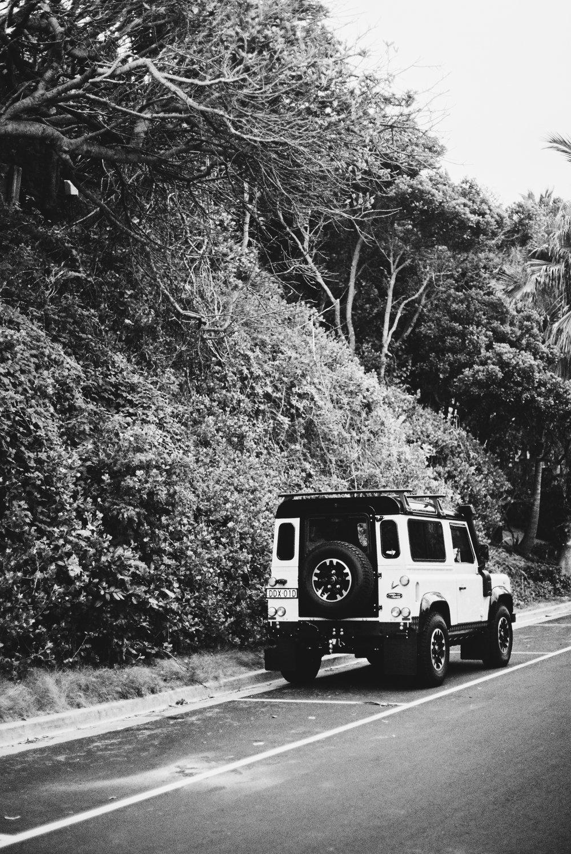 Dream Land Rover.Byron Bay