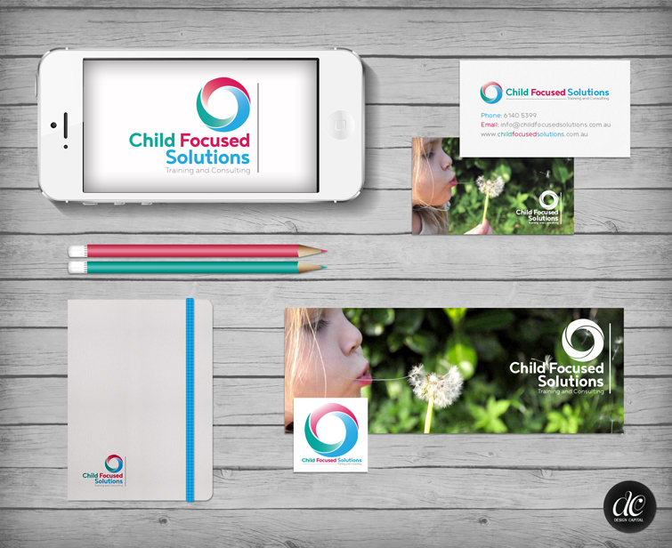 More info design capital logo design graphic design i designed the logo business cards matching facebook page reheart Gallery