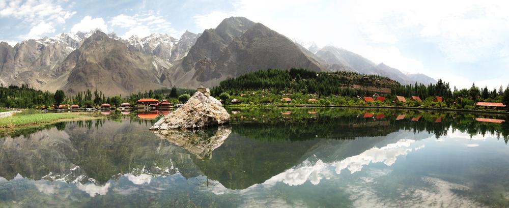 Shangrilla, Pakistan