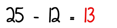 wiskunde getalsinne hoezit