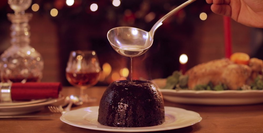 mclaren's christmas pudding