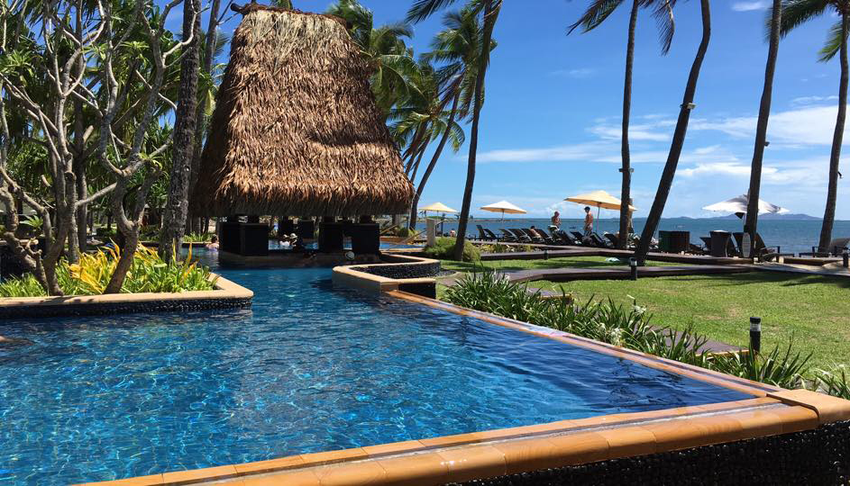 Westin resort fiji denarau tropical holiday travel diary