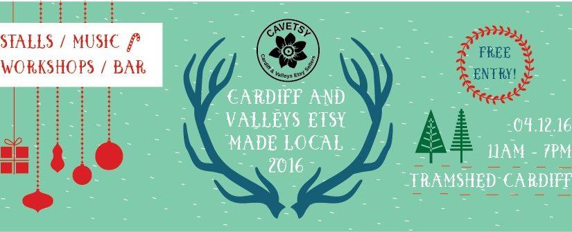 Cardiff Etsy Christmas market