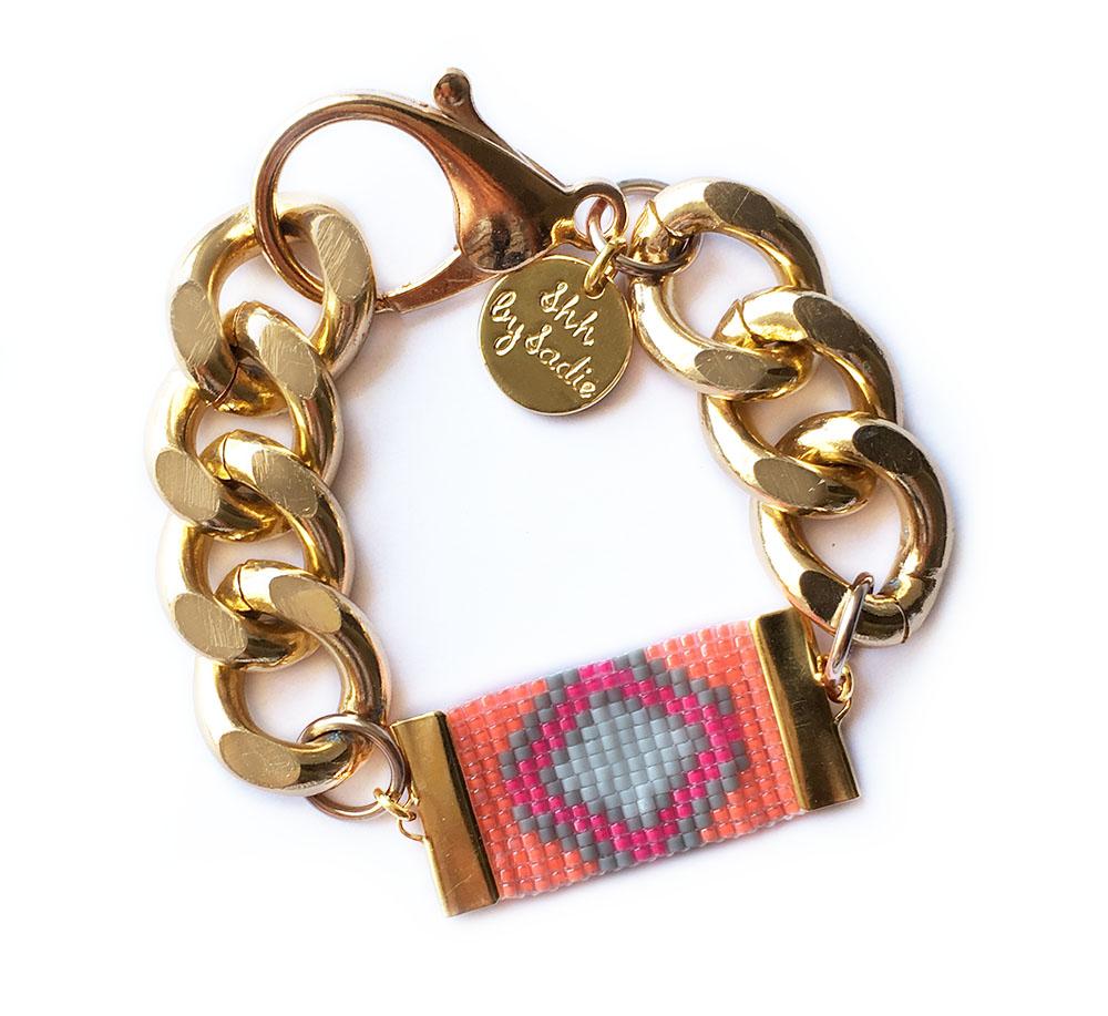 Handmade Designer jewellery by British jewellery designer shh by sadie