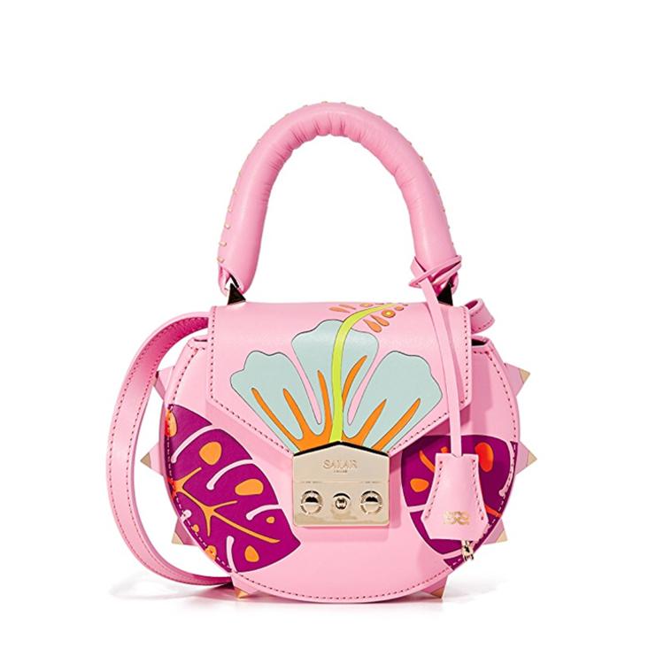 salar designer bag pink mimi