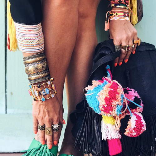shh by sadie disfunkshion magazine boho colourful style