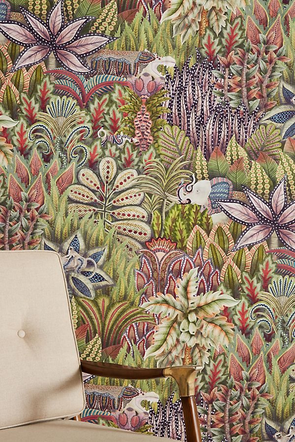 Anthropologie wall paper