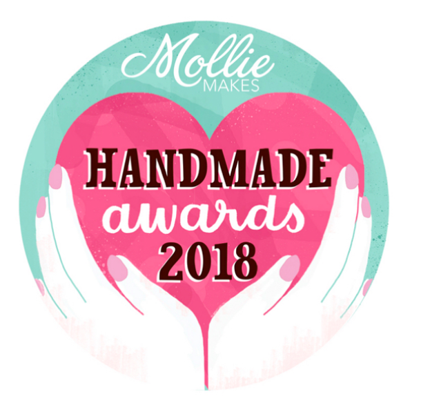 Mollie Makes Handmade awards