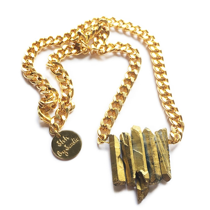 Rocked+Up+Mini_Gold crystal quartz necklace.jpg