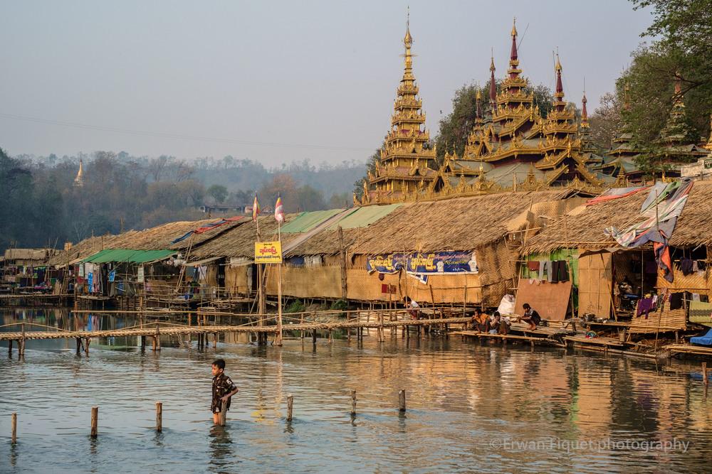 festival Shwe set taw ,Myanmar