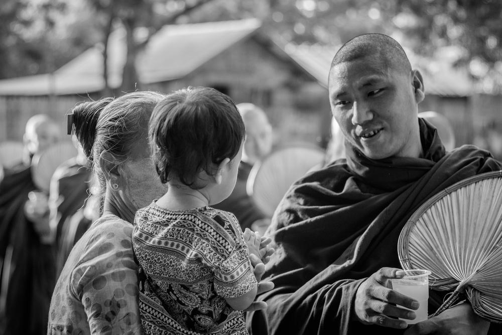 grandma ,baby and the monk_.jpg