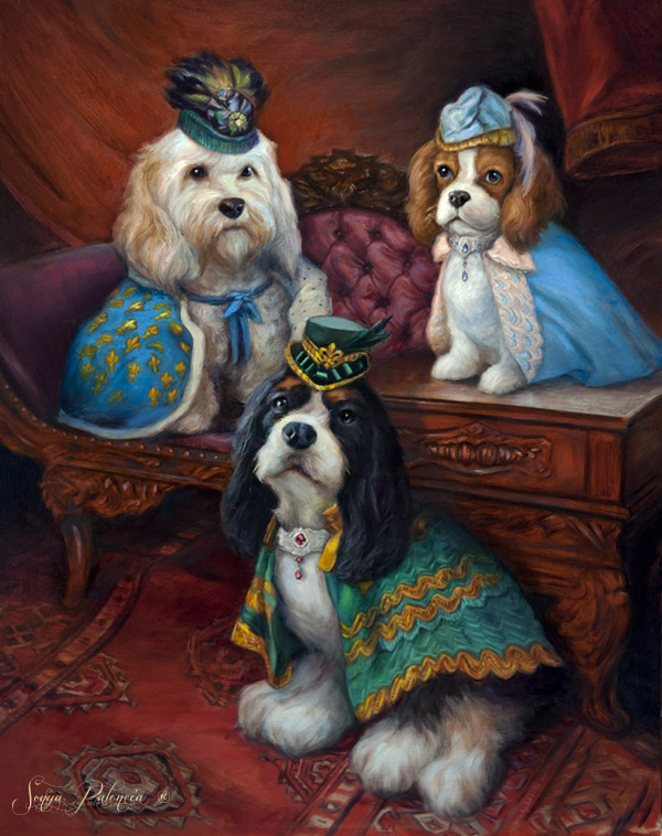 """Victorian Royalty"""
