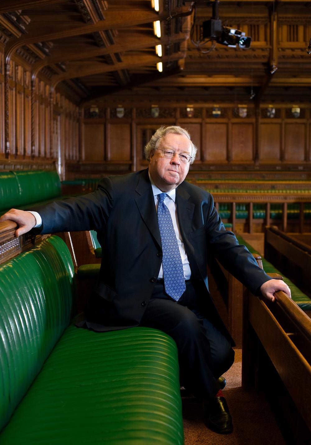 Sir Patrick Cormack MP
