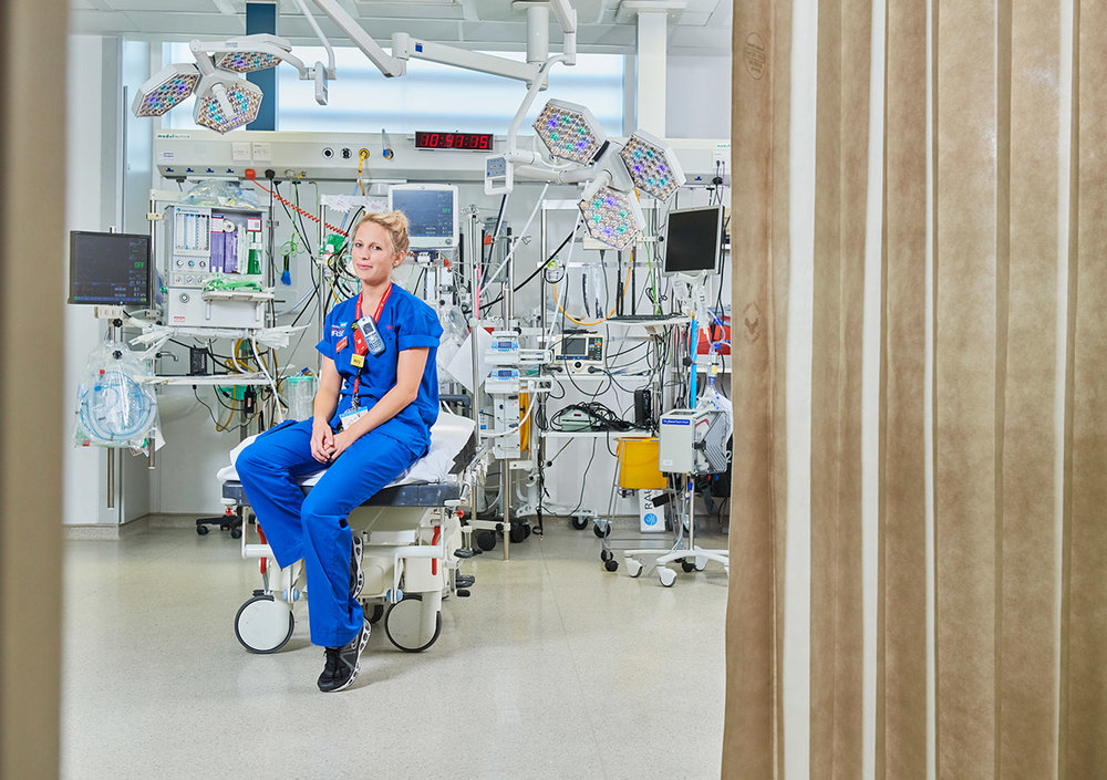 NHS at 70, A day in A&E