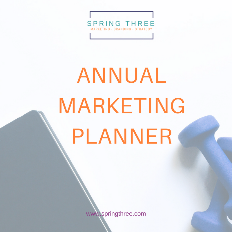 Annual Marketing Planner