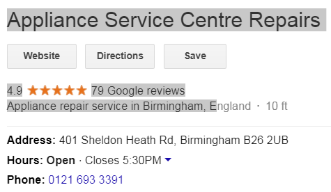 Search on Google for our reviews. We do not use lead generation companies and we do not hide our address.
