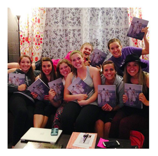 """I thought we were close friends before doing this workbook. Now I've reached a more intimate relationship with these women than I ever thought possible. We are inseparable now, and this workbook really led us to that place. This book takes you on a journey to deep friendship in a way that's neither awkward nor forced. It's beautiful!"" - Caitlin"
