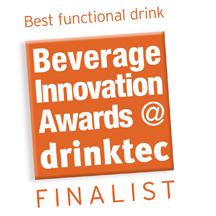 Best functional drink finalist